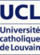 Logo Université catholique de Louvain
